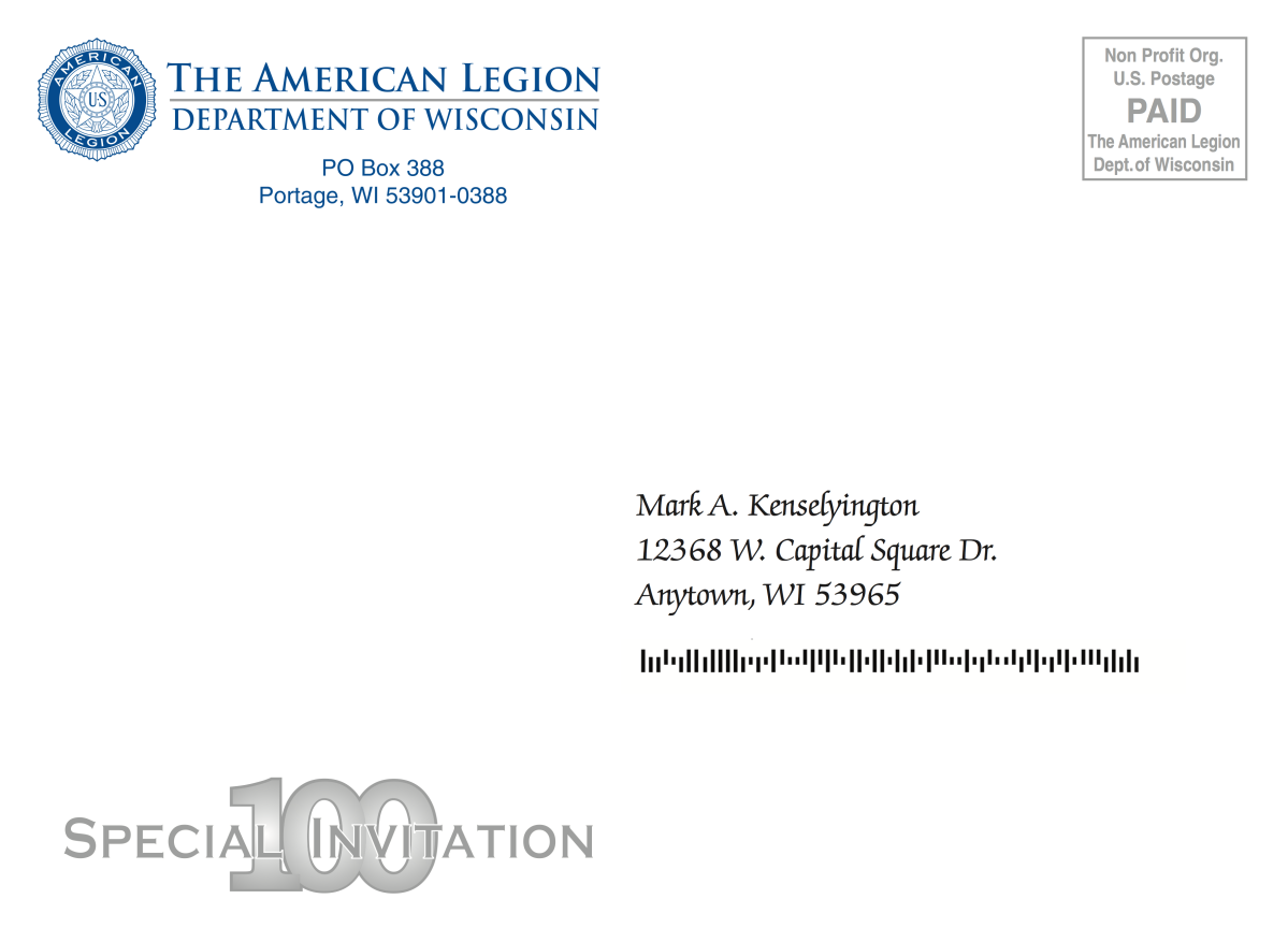 Invitations / Direct Mail
